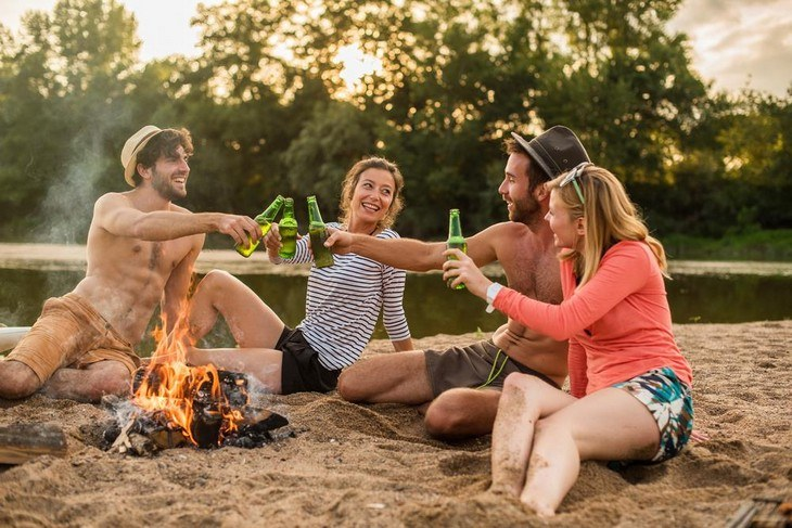 The Most Exciting Campfire Games For Adults