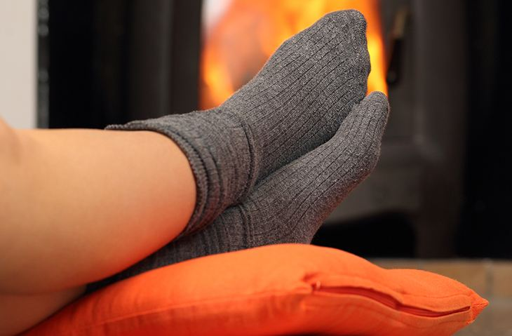 Sleeping Socks - How To Stay Warm In A Tent While Camping