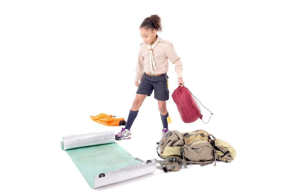 Basic Girl Scout Camping Packing List