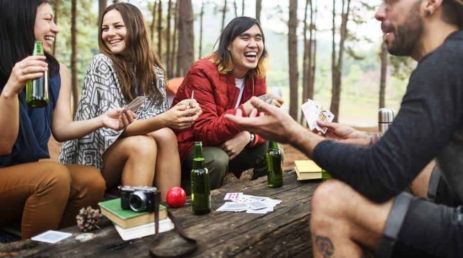 10 Insanely Fun Camping Drinking Games For Your Outdoor Adventure