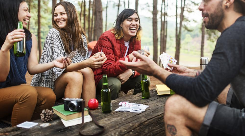 10 Insanely Fun Camping Drinking Games For Your Outdoor ...