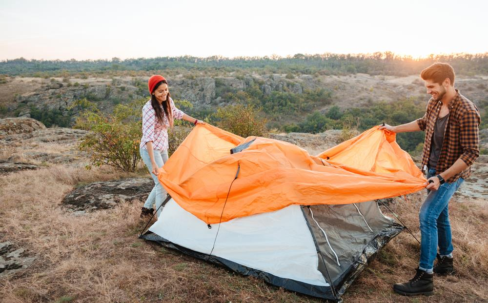 What is the best instant tent for camping