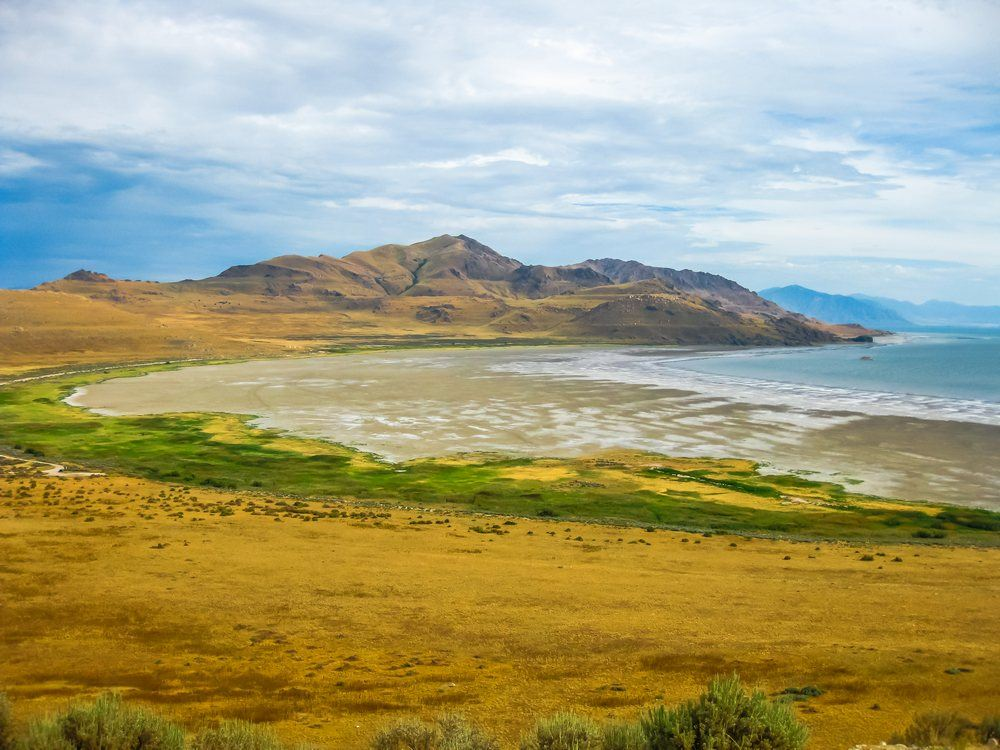 Antelope Island, State Park