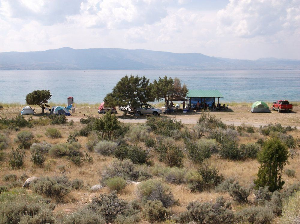 Rendezvous Beach, Bear Lake