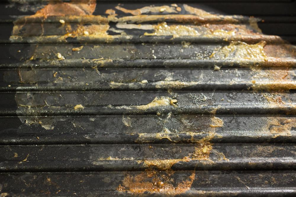 How to Clean a Grill Pan 1