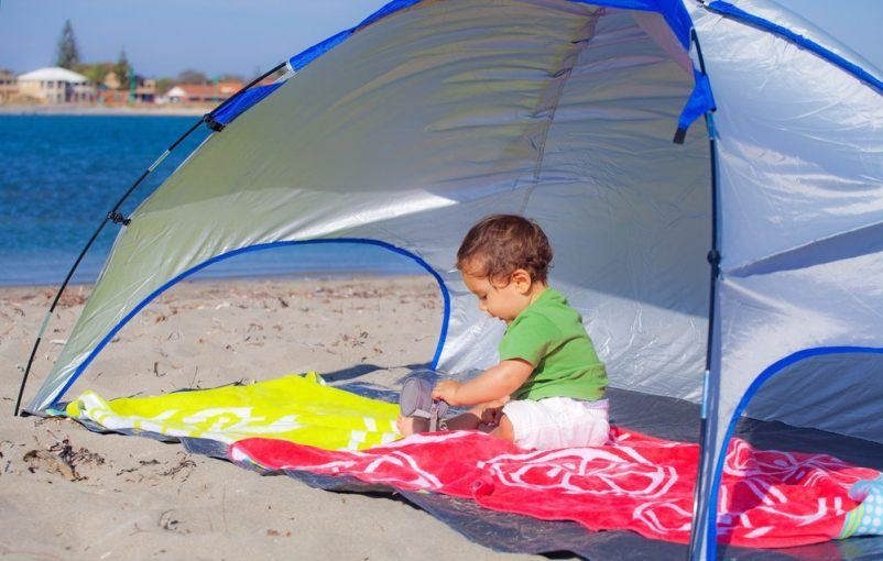 5 of the Best Beach Tent for Babies 1