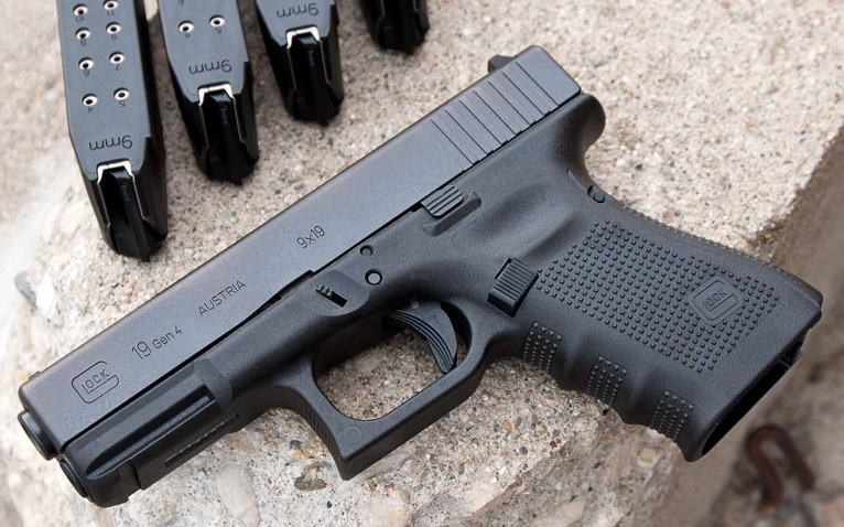 How to disassemble a glock 19