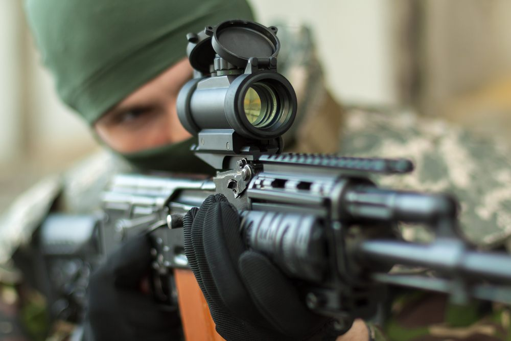 The Best Reflex Sight For AR15 (1)